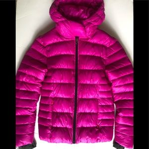 Athleta Girl Down Puffer Jacket Size Small